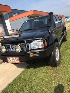 2006 NISSAN NAVARA Turbo Diesel Manual Pickup Winnellie Darwin City Preview