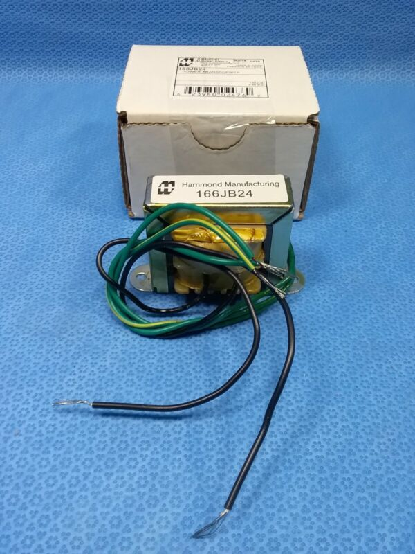 Hammond Manufacturing, 166JB24, Power Transformer 115V, Skbawa-s026-mr