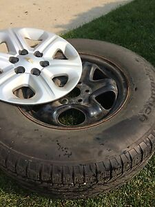 Winter Tires/Wheels for Sale
