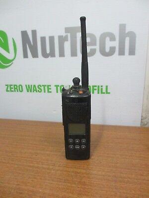 Motorola Xts 3000 Model H09sdf9pw7bn Hand Held Radio