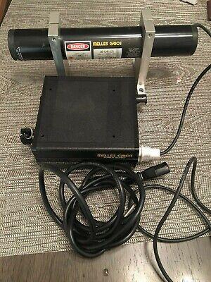 Melles Griot 05-lhp-121 632.8nm 5mw Hene Laser Laser  05-lpl-911-065 Base