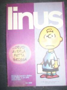 Rivista Linus anno XVII n. 10 (199) ottobre 1981 - Italia - Rivista Linus anno XVII n. 10 (199) ottobre 1981 - Italia