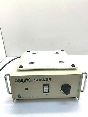 Bellco Glass Biotechnology Orbital Shaker 7744-01000 With Warranty