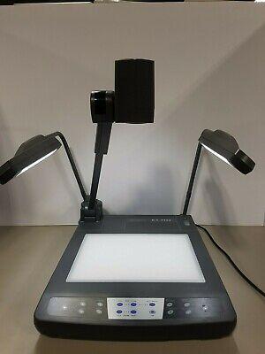 Elmo Visual Presenter Hv-5100xg Document Camera Projector W Power Cord