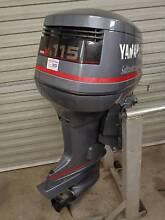115HP Yamaha V4 Outboard motor / tinny boat Capalaba Brisbane South East Preview