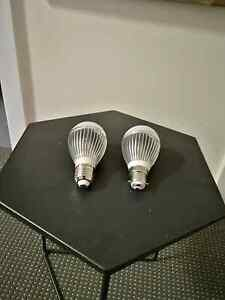 LED bulbs, 5w warm white Sandy Bay Hobart City Preview