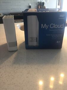 My Cloud personal Cloud storage 4TB