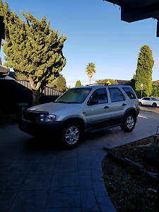 Ford Escape xls 2001 Mill Park Whittlesea Area Preview
