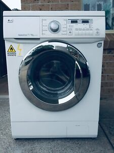 Immaculate condition LG WASHER & DRYER COMBO 7/4 kg with Warranty