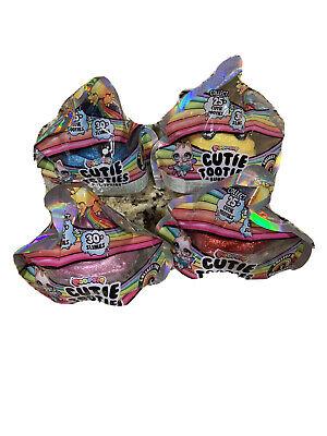 Poopsie rainbow surprise Cutie Tooties 4 Different New Ones