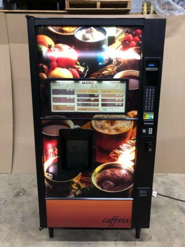 AP/ Crane National CAFFORIA coffee machine, Crane 673