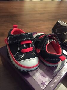 New pediped shoes