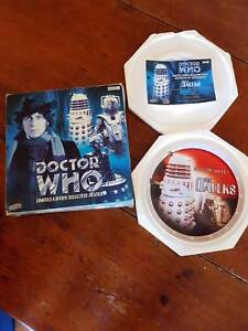 Doctor Who Plate