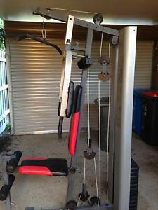 Weider Pro 2000 Hampton East Bayside Area Preview