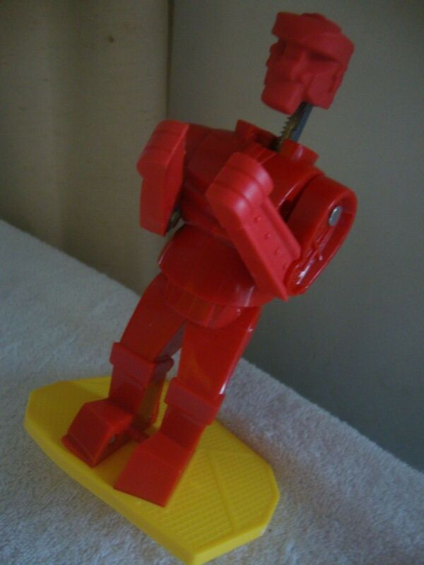 Rockem Sockem Rugged Rdd Rocker Boxing Robot Replacement Mattel Original Fight