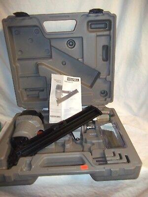 New Porter Cable Da250a 15-gauge Pneumatic 2-12 Angled Finish Nailer Nail Gun