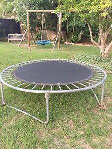 FREE SMALL ROUND TRAMPOLINE IN GOOD CONDITION Epping Ryde Area Preview