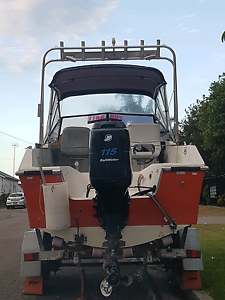 Fishing boat The Entrance Wyong Area Preview
