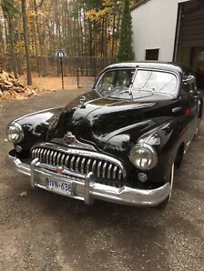 1948 Buick Roadmaster Mint Condition/Certified