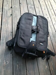 Sac a dos, Backpack for photographers LOWEPRO 49cm X 33 cm X 22