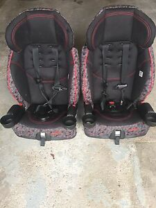 Two evenflo car seats for sale