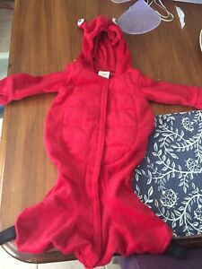 6-9 months lobster costume