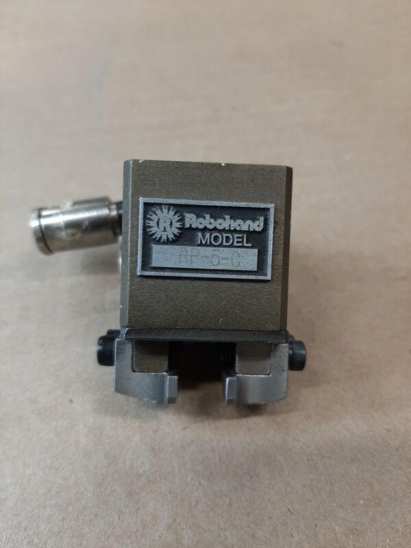 Robohand Model: RP-5 -  2 Jaw Parallel Gripper Fast Free  Shipping !