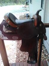 16 inch western saddle!! Curra Gympie Area Preview
