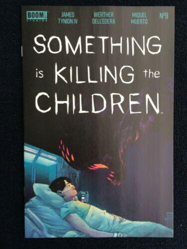 SOMETHING IS KILLING THE CHILDREN #9  1ST PRINT BOOM VF +