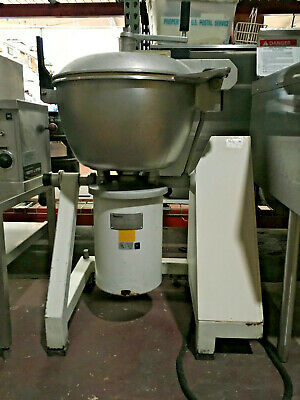 Commercial Verticle Cutter-mixer