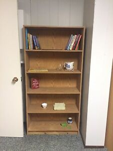 SOLD - Bookshelves!