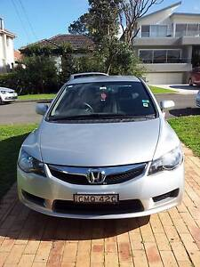 ***2009 Honda Civic Sedan - FOR SALE*** Dee Why Manly Area Preview
