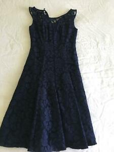 Review Navy Lace Dress Greenwich Lane Cove Area Preview