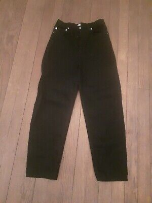 """stockholm Atelier black Jeans US size 25  waist approx 26"""" very good condition"""