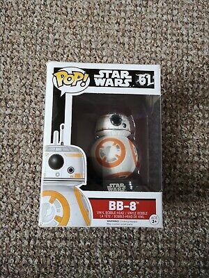 Funko Pop! Movies: Star Wars - BB-8 Vinyl Figure