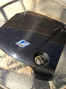 F-sport Lexus is350 2006-2013 carbon fibre engine cover. 2GR