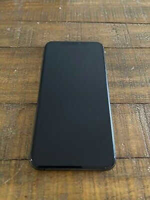 Apple iPhone 11 Pro Max - 256GB - Space Gray (Unlocked AT&T)