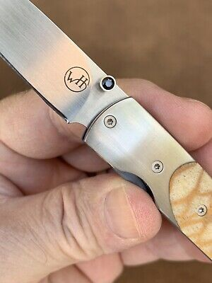 William Henry T10 CKT-TIger Coral Knife