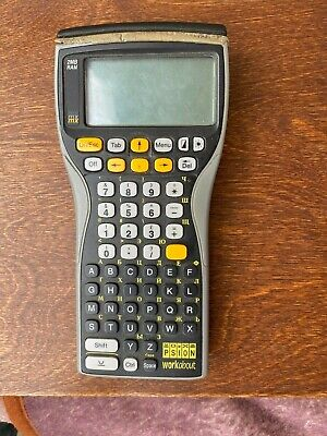 Psion Teklogix Workabout Mobile Word