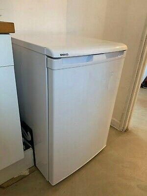 BekoLA85W Under Counter Fridge in White 135LitresW54.5cm x D55cm x H84.5