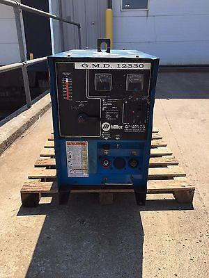 Miller Electric Cp-250 Ts Mig Welder