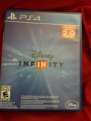 Disney Infinity 2.0 Marvels Edition Sony Playstion 4 PS4