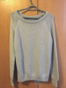 Lululemon Knitted Cashmere Sweater