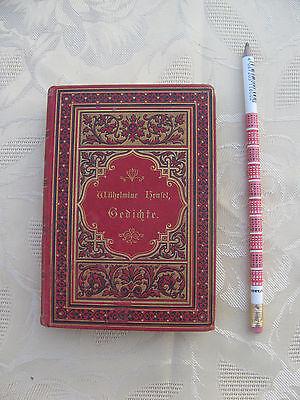 1882 Gedichte von Wilhelmine Hensel