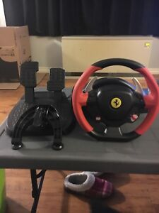 Ferrari Thrustmaster 458 Spider Racing Wheel