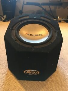 12inch sub with pro box