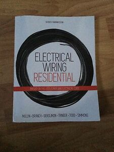 electrical wiring residential buy or sell books in. Black Bedroom Furniture Sets. Home Design Ideas