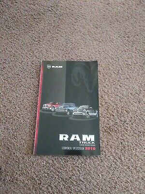 2010 Dodge Ram 1500/2500/ 3500 Owners Manual Used Condition!