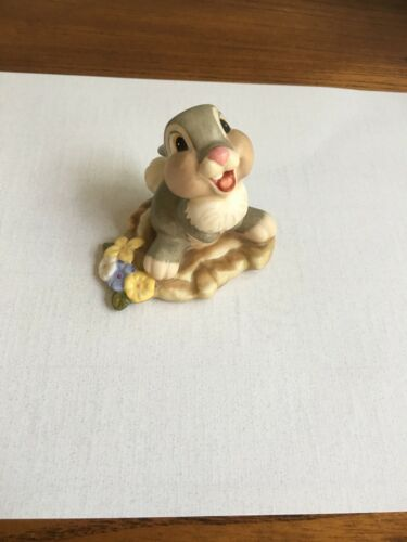 WDCC Disney Thumper Hee Hee Hee Bambi 50th Anniversary Figurine