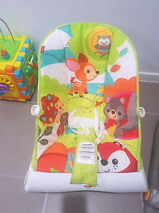 Fisher price woodland friends bouncer Coombabah Gold Coast North Preview